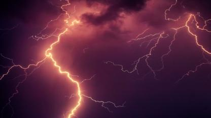 Direct orages : violents orages sur les Alpes-Maritimes